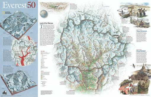 Nota La Primera Ascension Solitaria Al Everest Y Sin Oxigeno En 1980